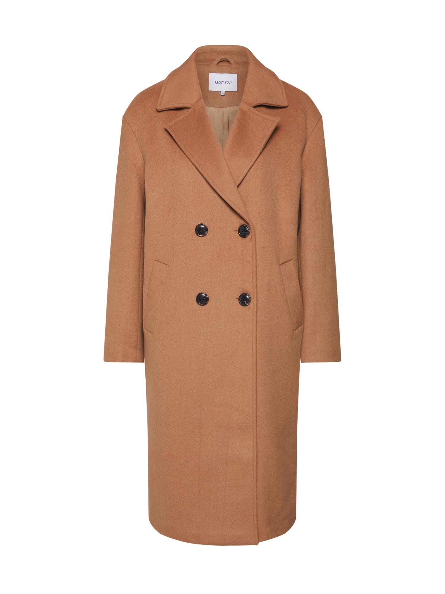 ABOUT YOU Rudeninis-žieminis paltas 'Candy' kupranugario