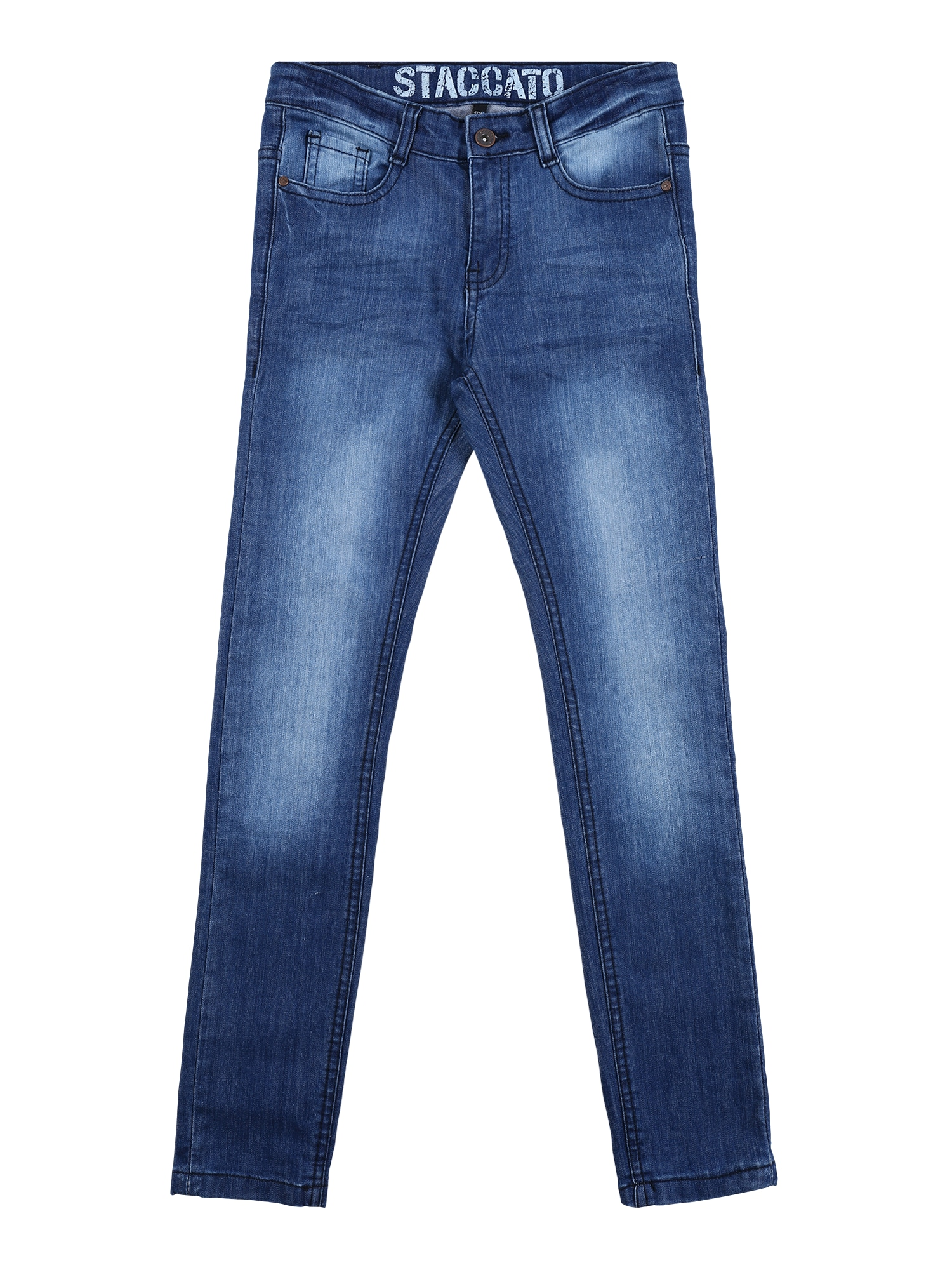 STACCATO Džinsai tamsiai (džinso) mėlyna