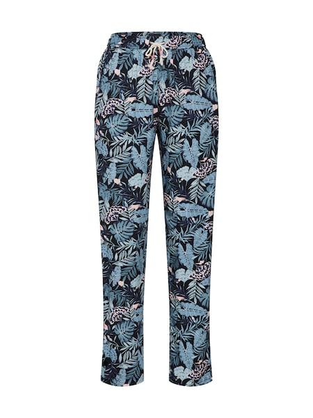 Hosen für Frauen - Iriedaily Hose 'Hula' blau schwarz  - Onlineshop ABOUT YOU