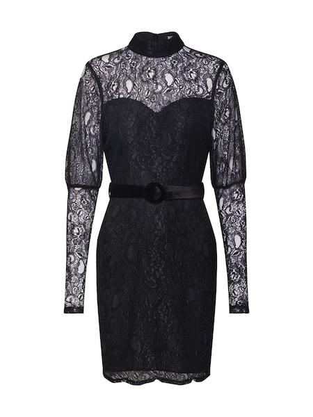 Festtagsmode - Kleid 'MARGERINE' › Fashion Union › schwarz  - Onlineshop ABOUT YOU
