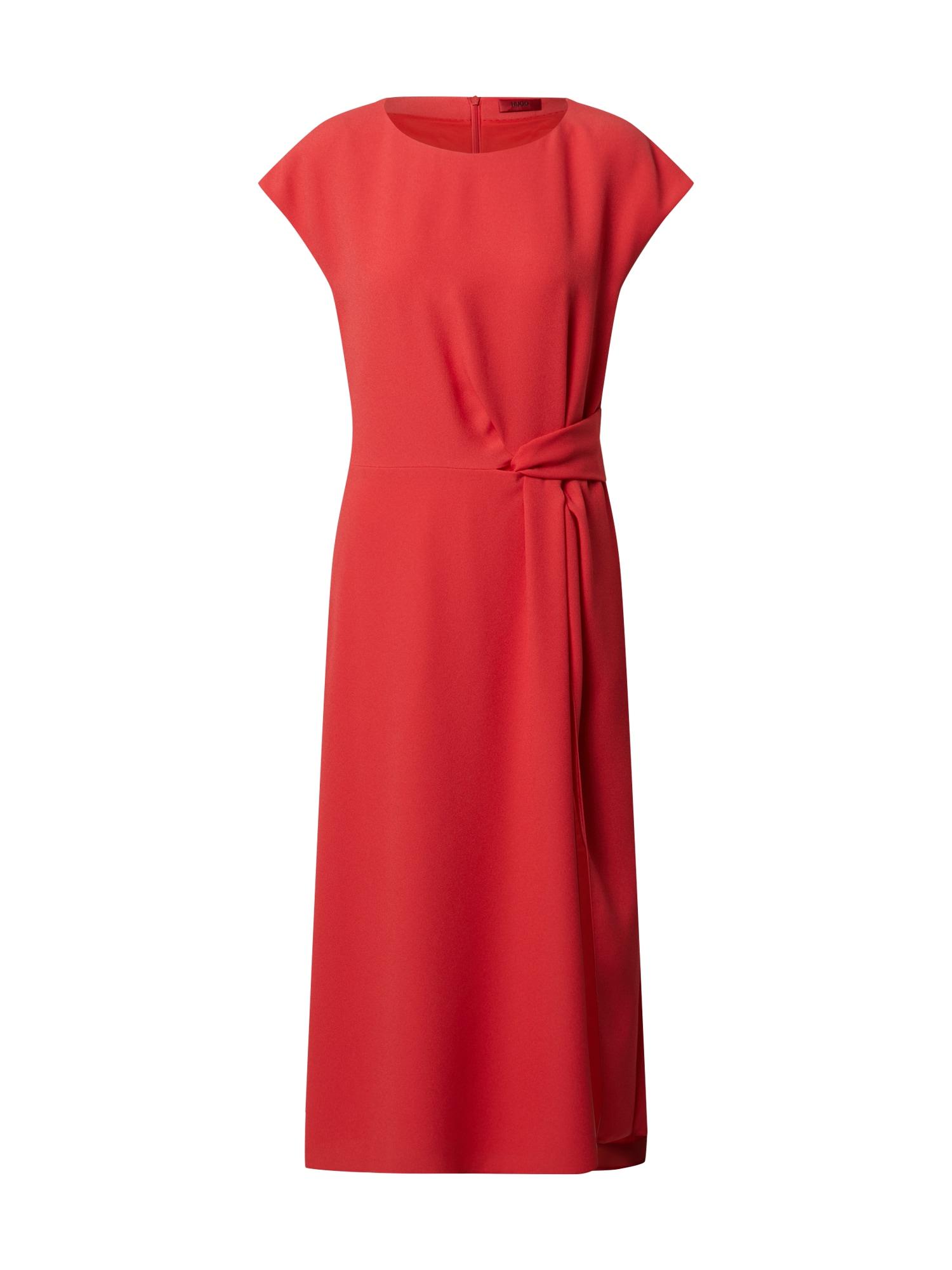 HUGO Suknelė 'Kahia' raudona