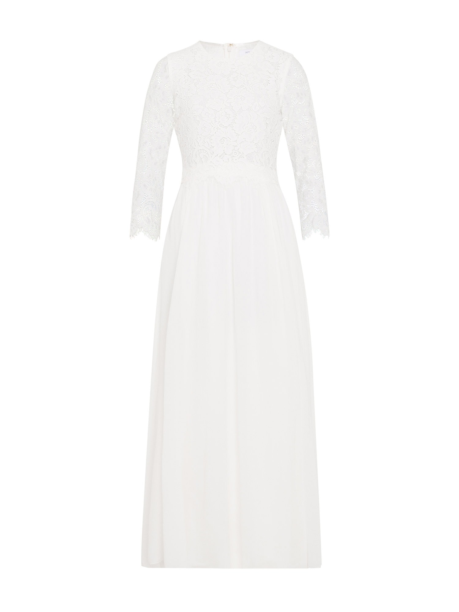 Společenské šaty Bridal 2in1 Maxi bílá IVY & OAK
