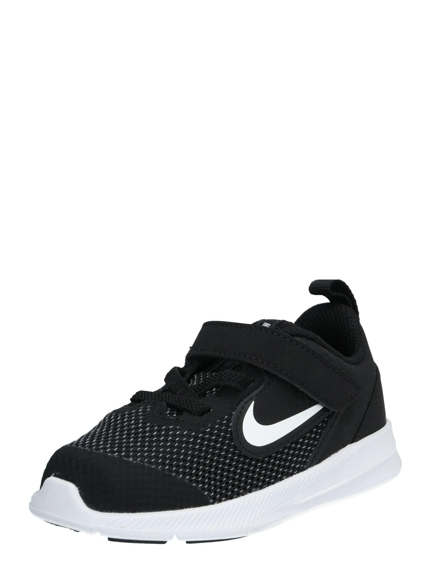 NIKE Sportiniai batai 'DOWNSHIFTER 9 (TDV)' juoda
