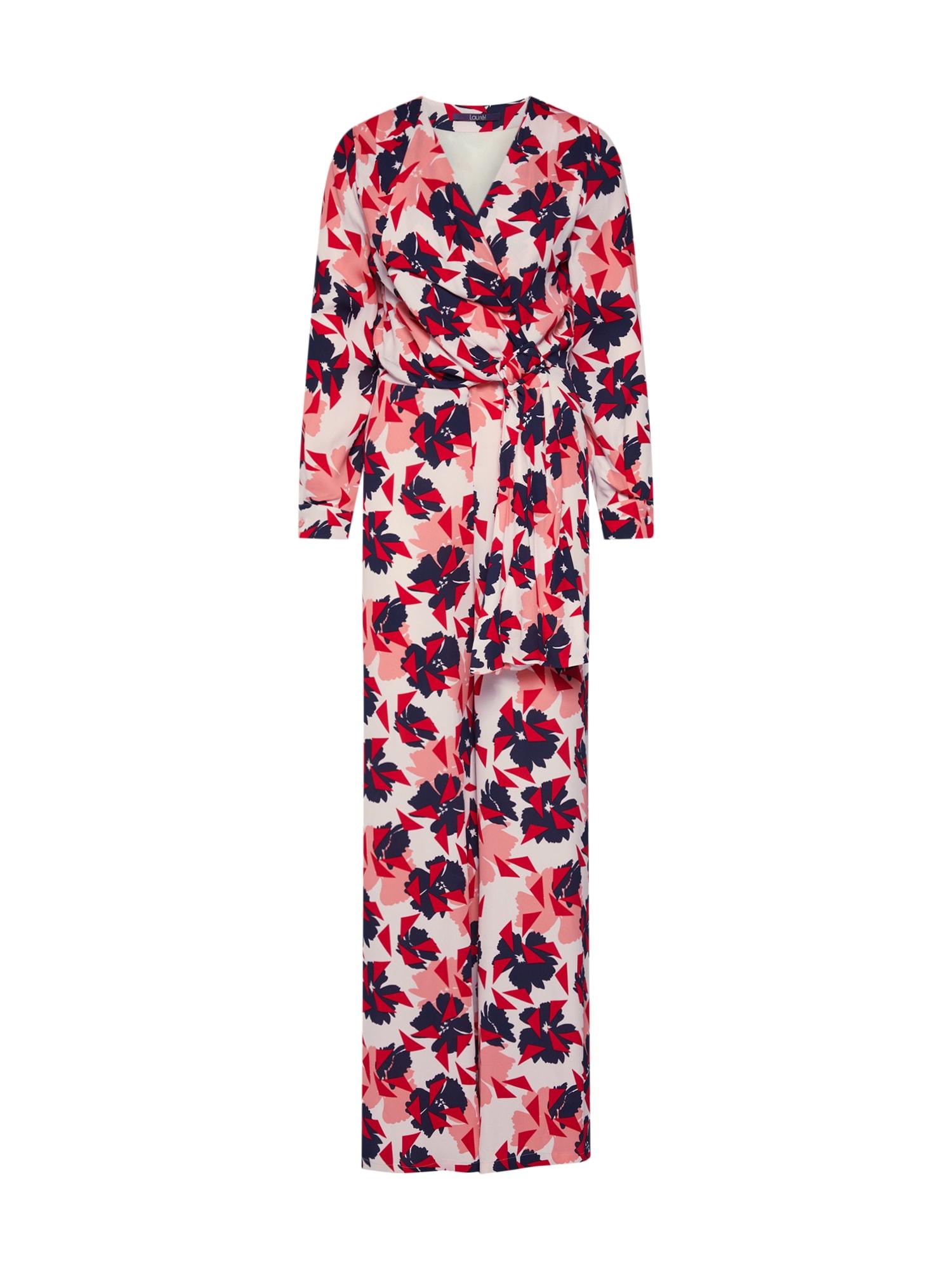 LAUREL Kombinezono tipo kostiumas '11074' rožių spalva / raudona