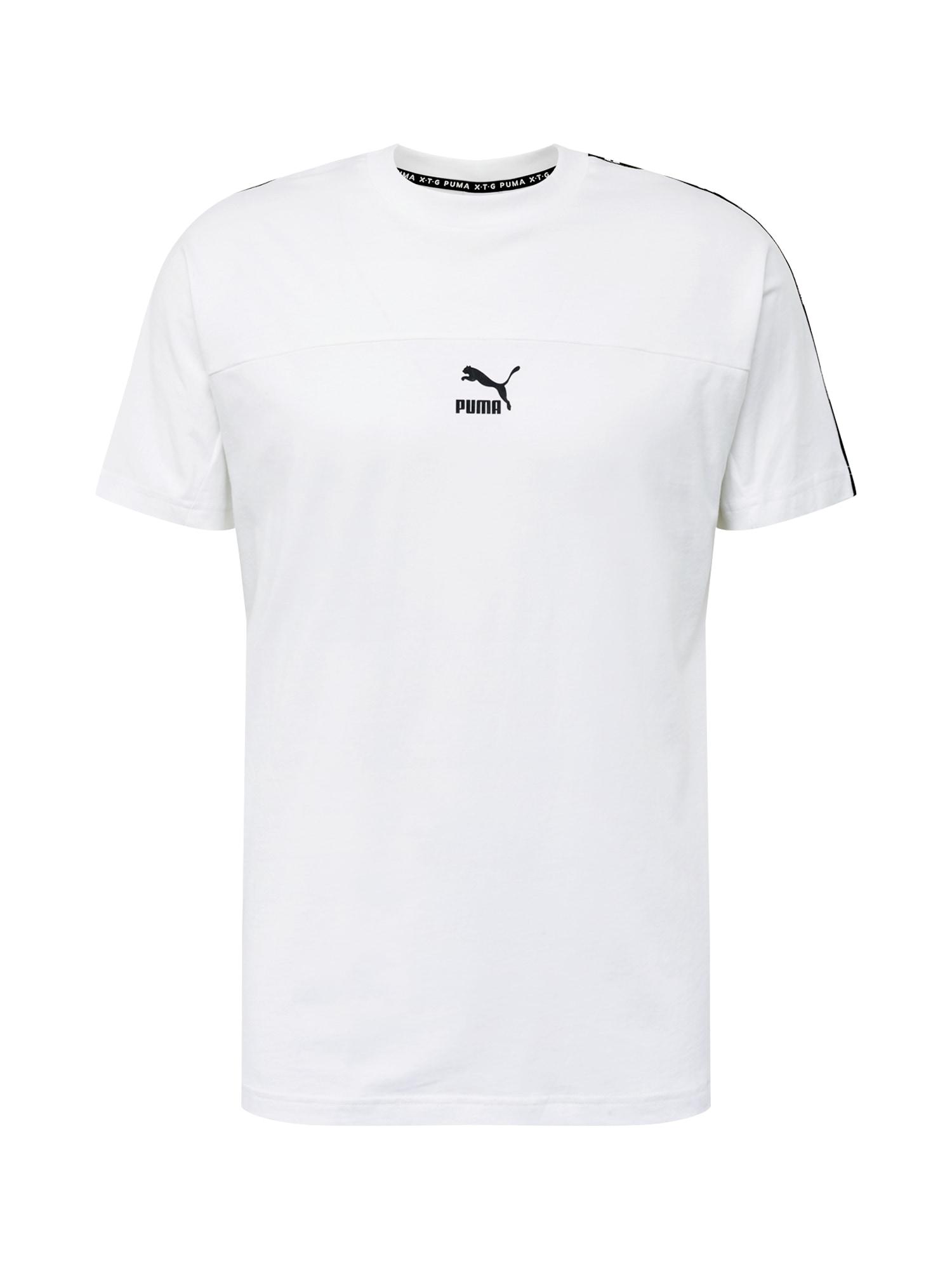 Tričko XTG Tee bílá PUMA