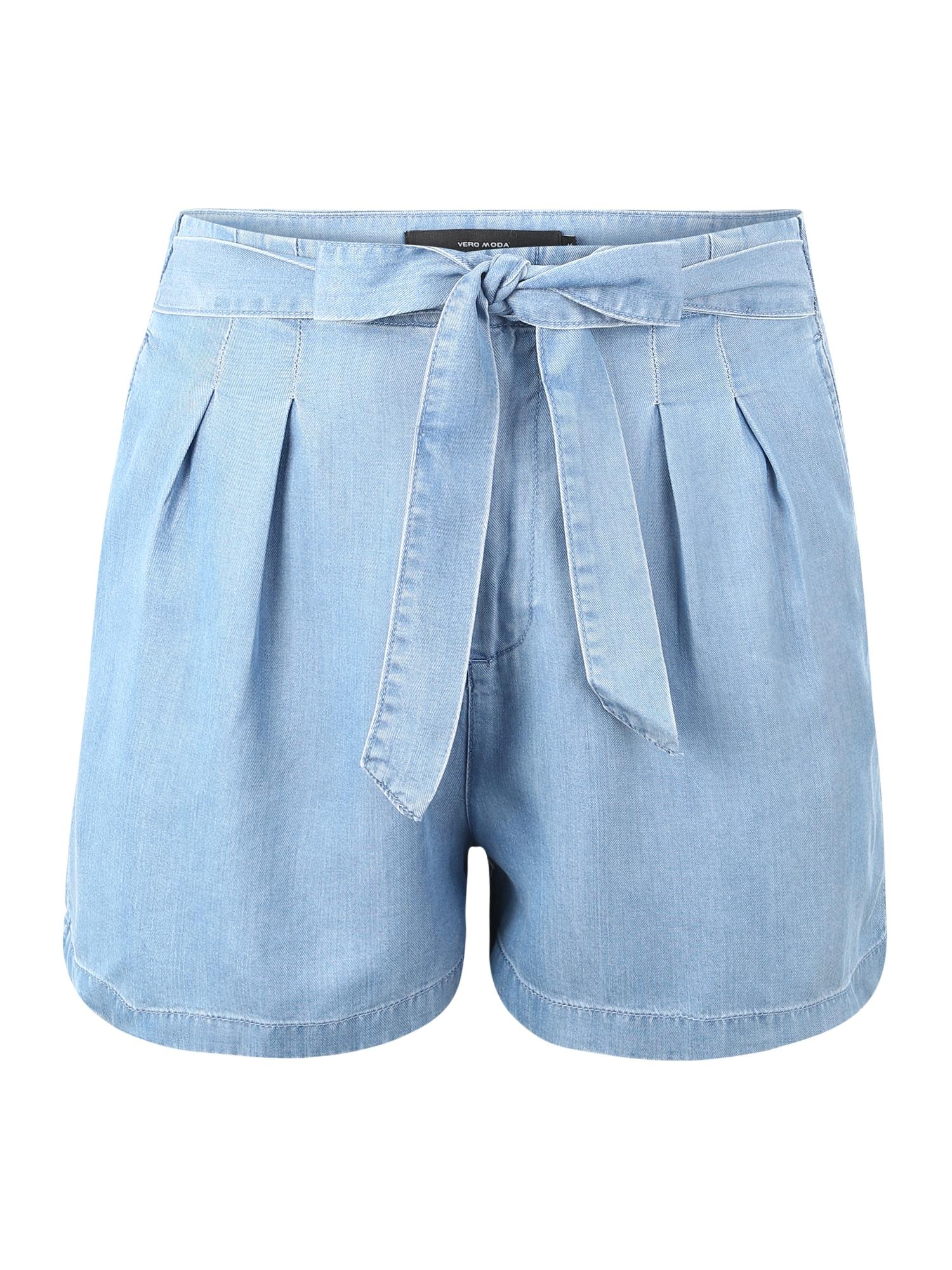 Vero Moda Curve Kelnės 'MIA' tamsiai (džinso) mėlyna / šviesiai mėlyna