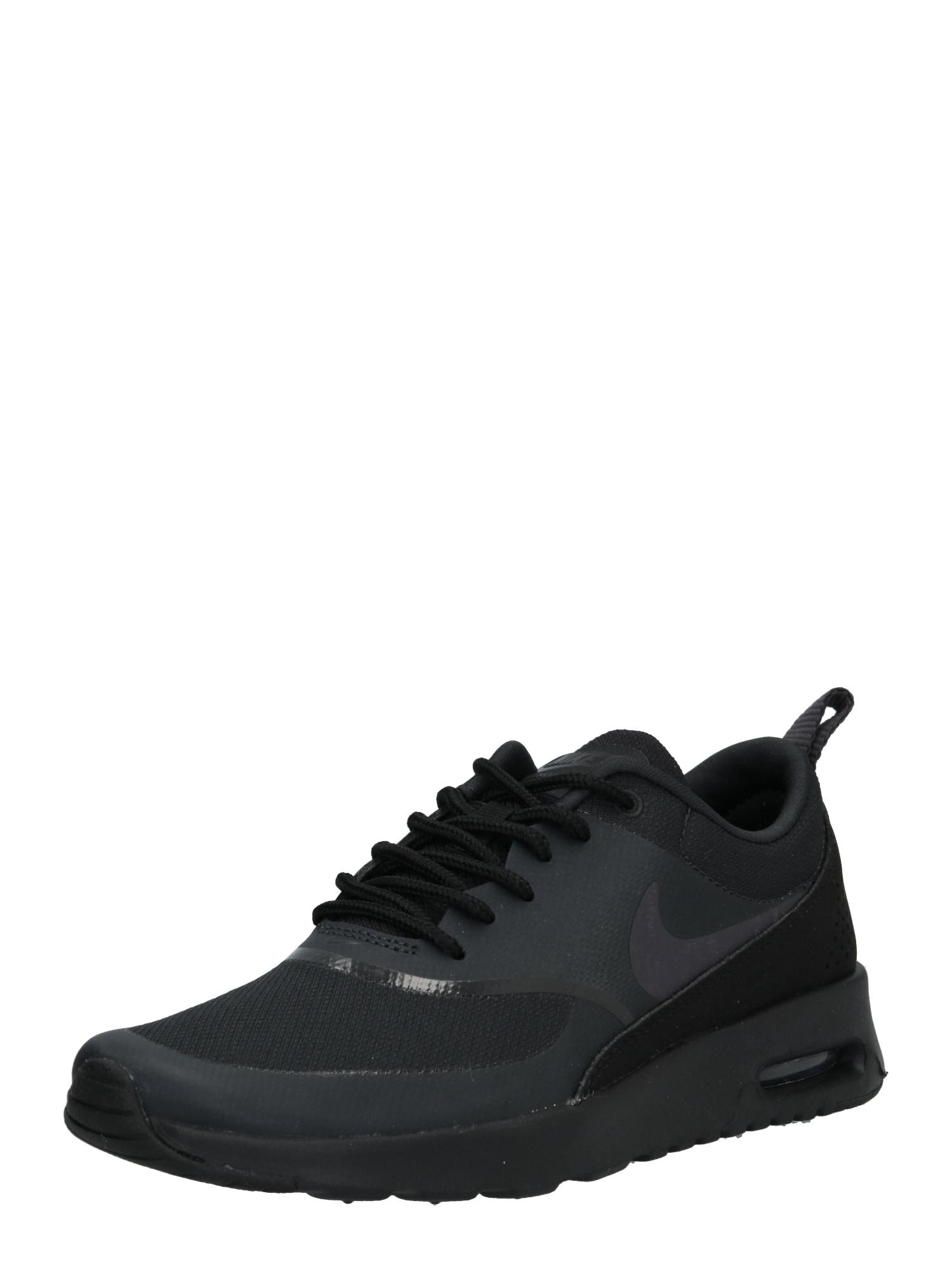 Nike Sportswear Sportbačiai be auliuko 'Air Max Thea' juoda