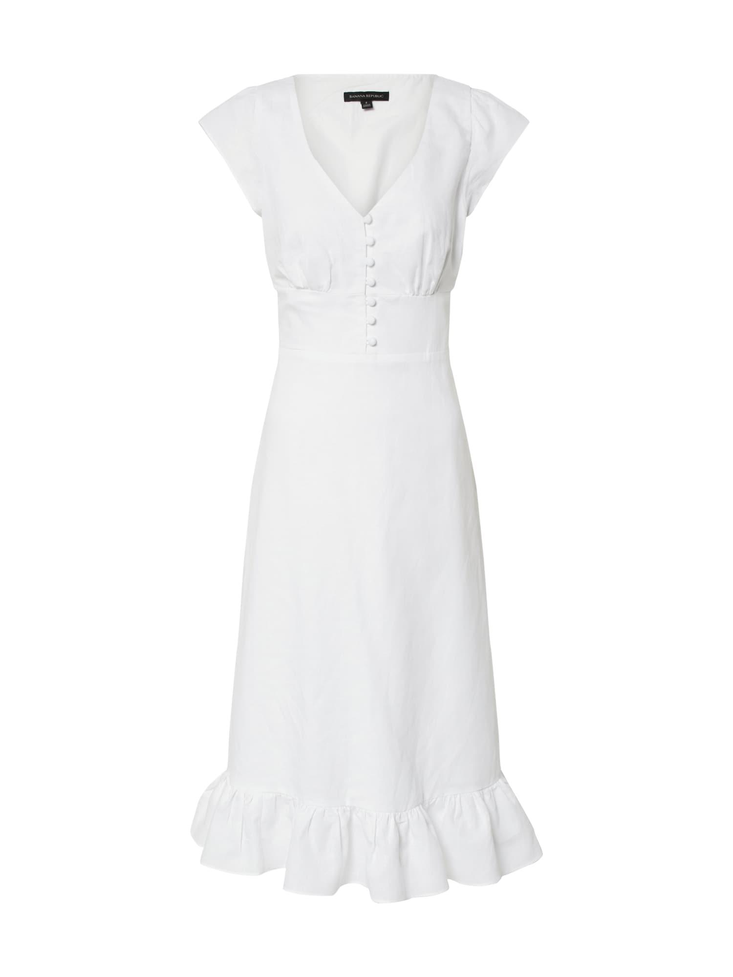 Banana Republic Vasarinė suknelė balta