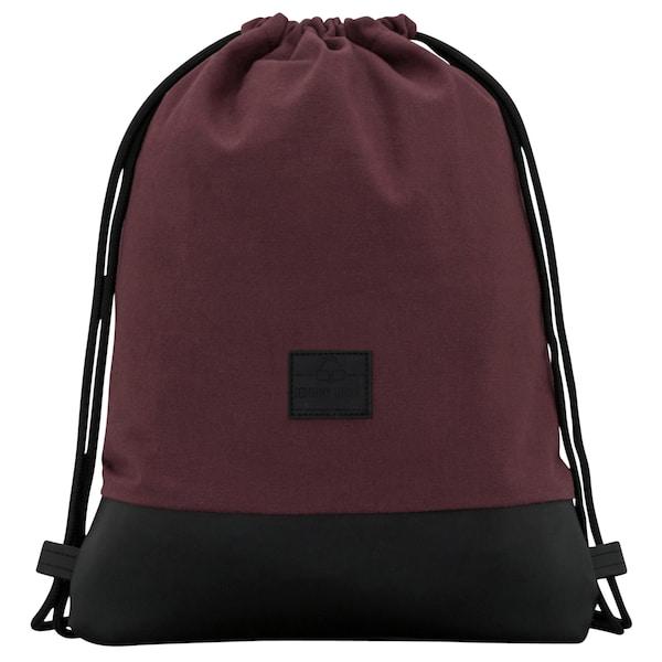 Sporttaschen für Frauen - Turnbeutel 'Luke' › Johnny Urban › rot schwarz  - Onlineshop ABOUT YOU