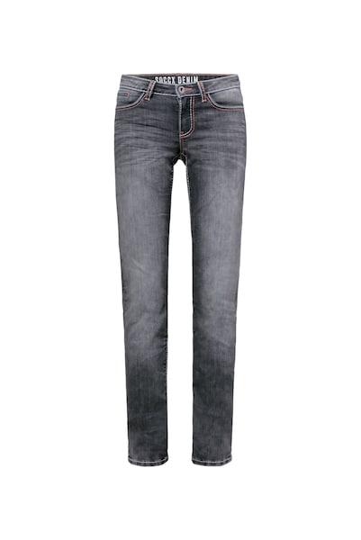 Hosen für Frauen - Soccx Jeans grey denim  - Onlineshop ABOUT YOU
