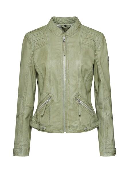 Jacken für Frauen - Gipsy Lederjacke 'Macy S19 LADAV' mint  - Onlineshop ABOUT YOU