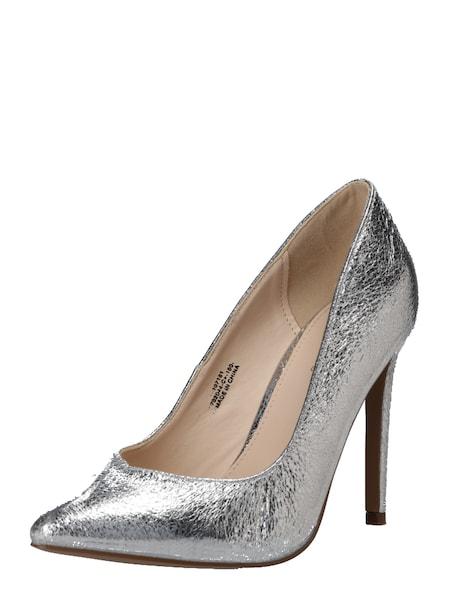 Highheels für Frauen - ABOUT YOU High Heels 'Janne' silber  - Onlineshop ABOUT YOU