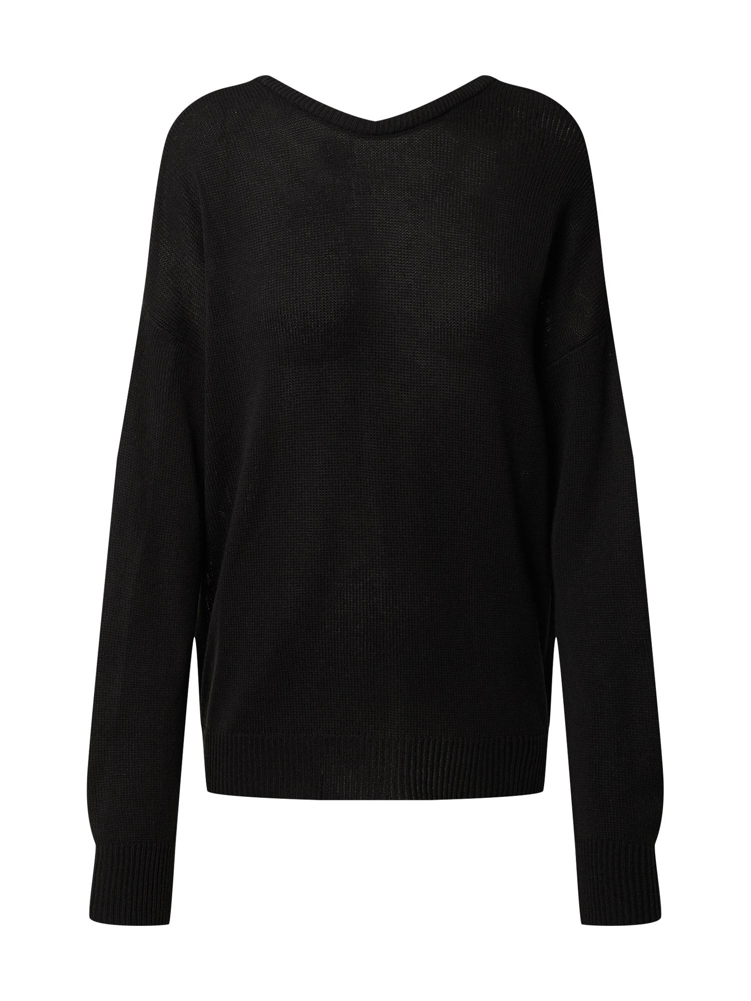 NU-IN Megztinis juoda