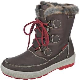 Skechers Damen Woodland Dry Quest Stiefel braun | 00190872778784