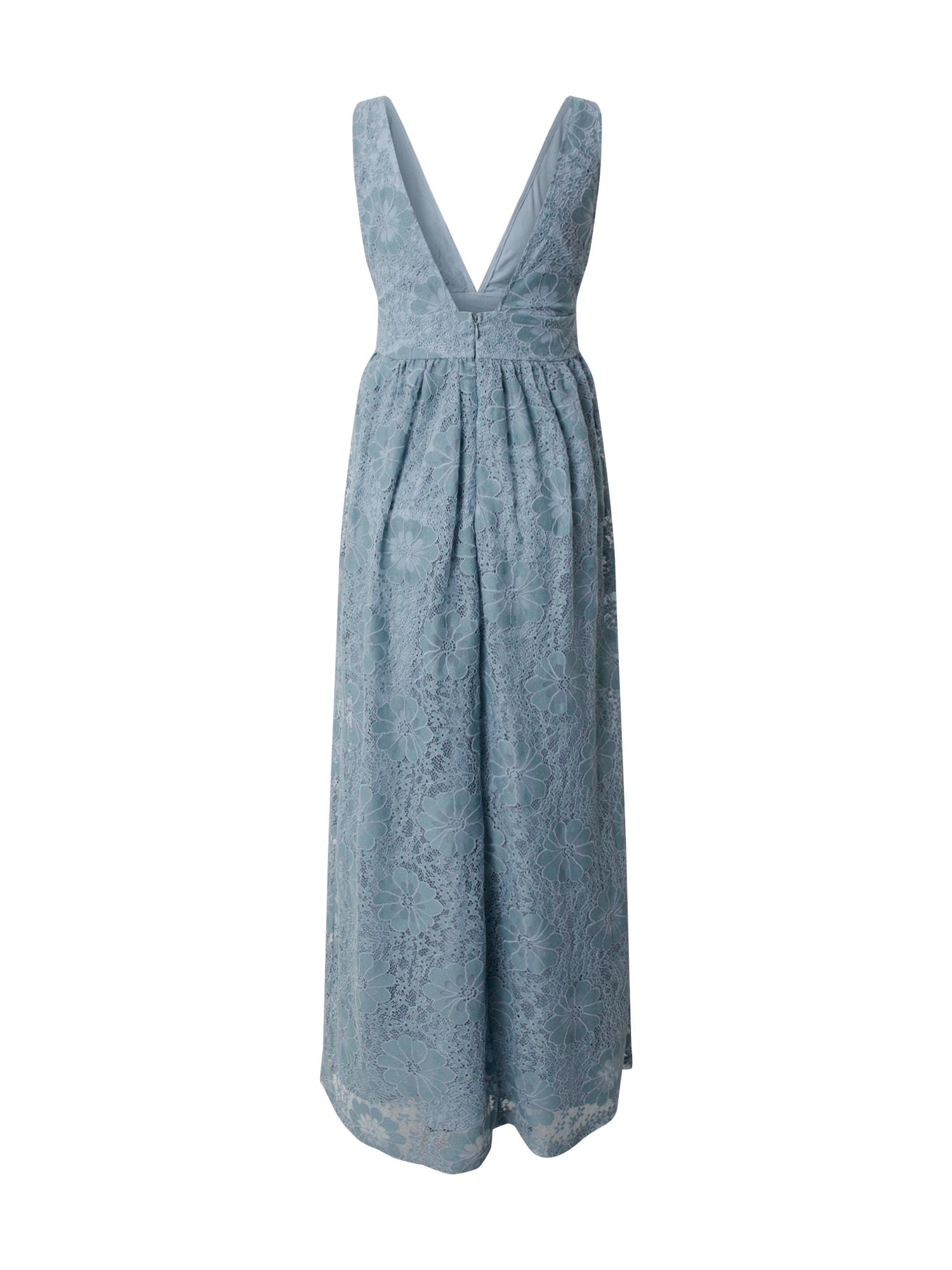 y.a.s - Kleid 'YASCHESHIRE SL MAXI DRESS'