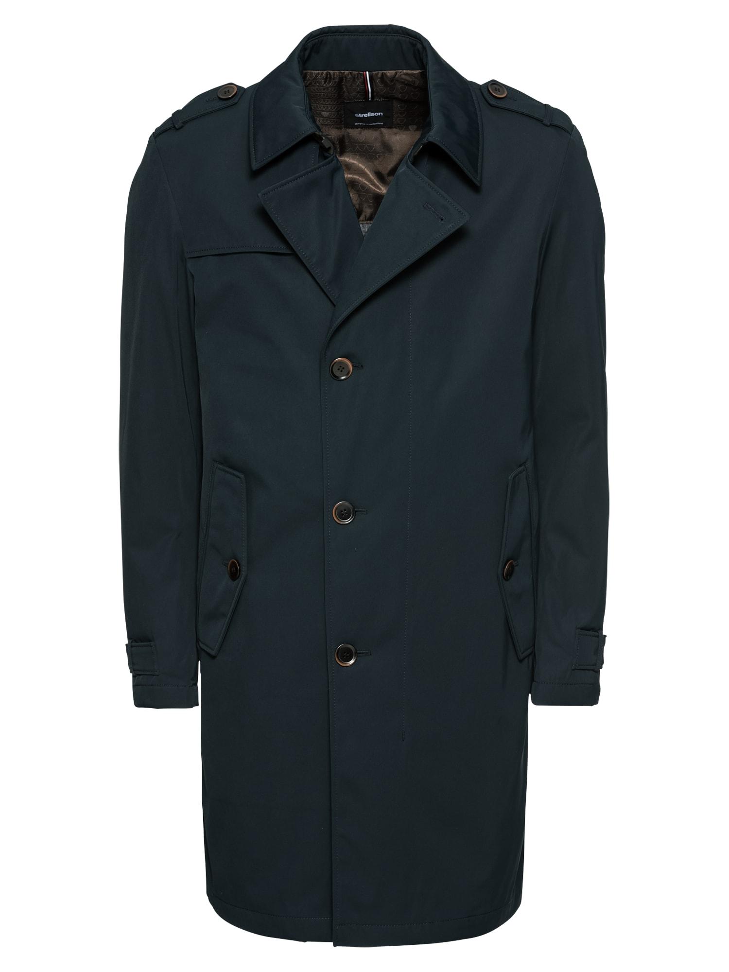 Přechodný kabát 11 Midtown 1003785 námořnická modř STRELLSON