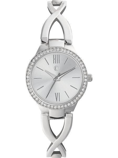 Uhren für Frauen - C Collection Uhr silber  - Onlineshop ABOUT YOU
