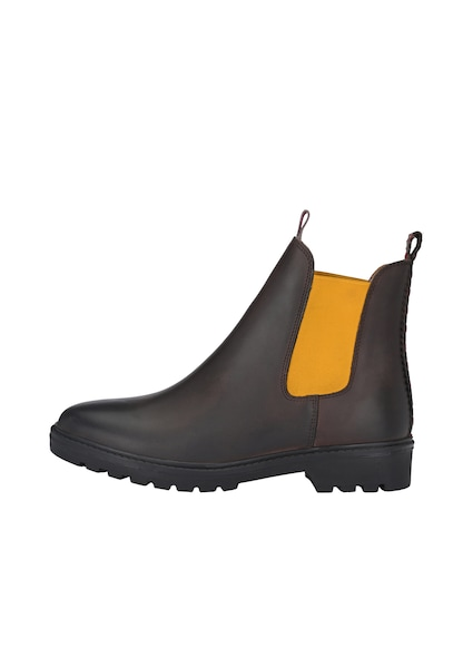 Stiefel - Chelsea Boot 'HANNAH' › Crickit › braun  - Onlineshop ABOUT YOU