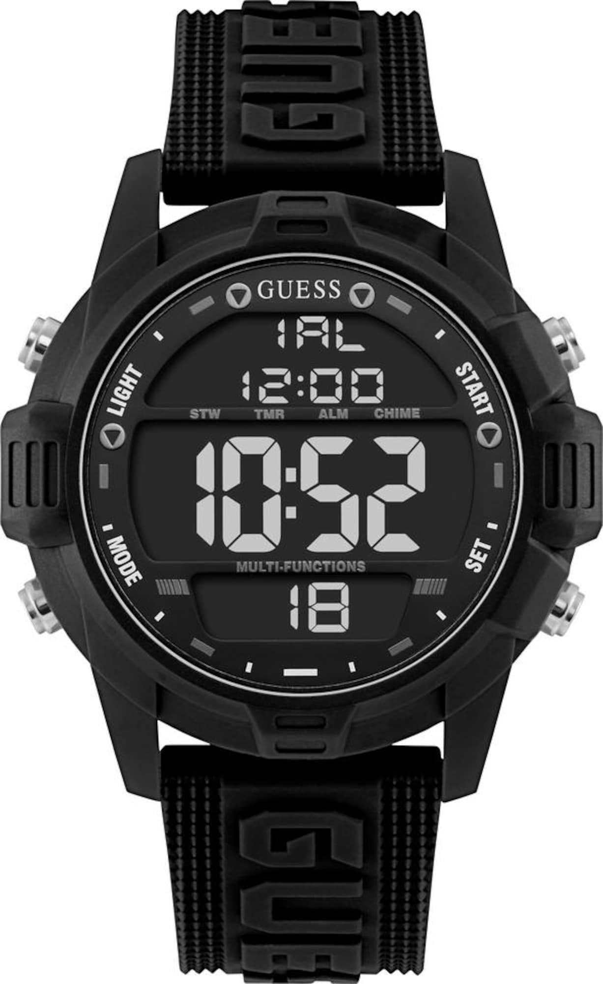 Digitaluhr 'Charge W1299G1'   Uhren > Digitaluhren   Guess
