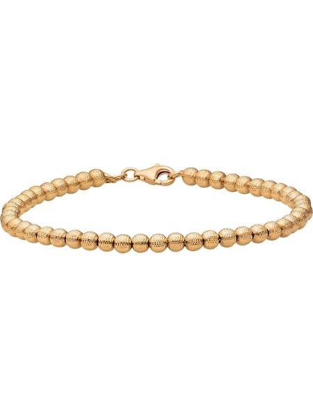 Armbaender für Frauen - CHRIST Armband '86784769' gold  - Onlineshop ABOUT YOU