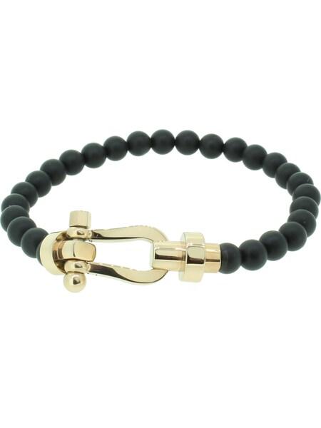 Armbaender - Armband '110540' › Hafen Klunker › gold schwarz  - Onlineshop ABOUT YOU