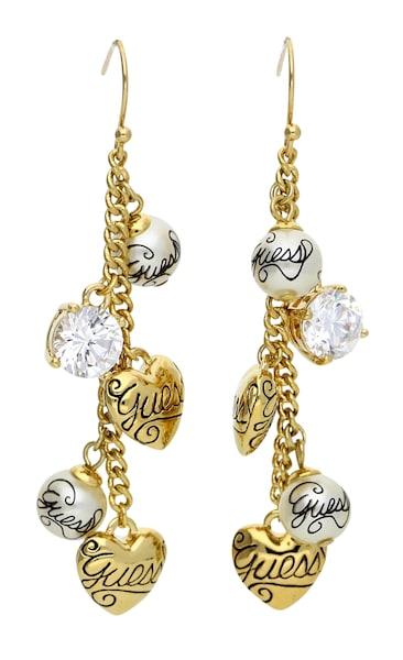 Ohrringe für Frauen - GUESS Ohrhänger 'UBE81019' gold  - Onlineshop ABOUT YOU
