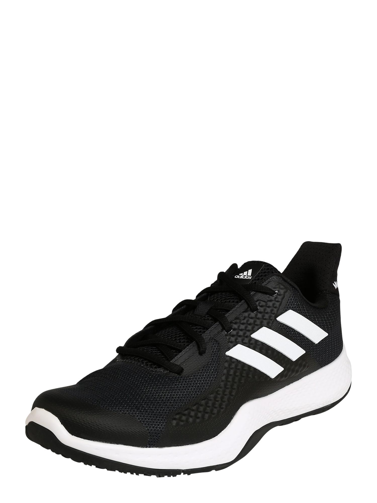 ADIDAS PERFORMANCE Sportiniai batai juoda / pilka