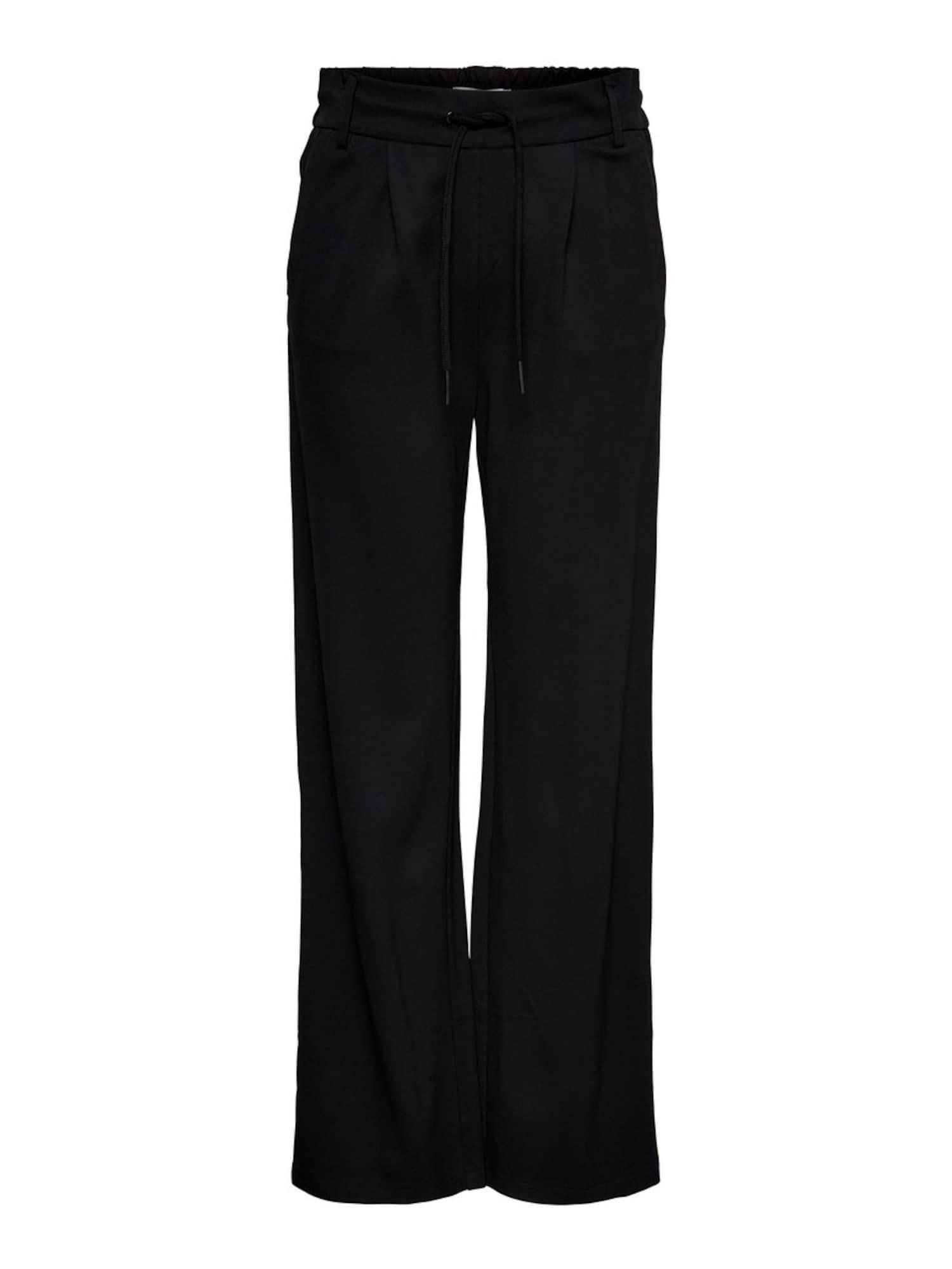 ONLY Kalhoty  černá