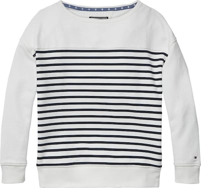 TOMMY HILFIGER Sweatshirts »DG STRIPED BN HWK L/S«