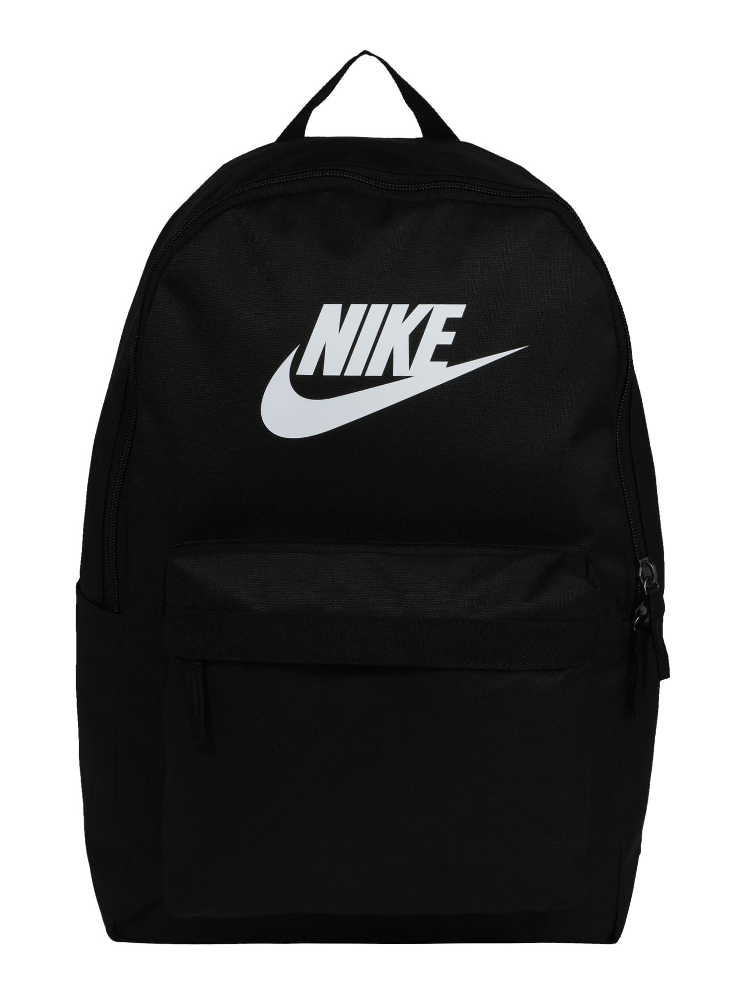 Nike Sportswear Batoh 'Heritage 2.0'  bílá / černá