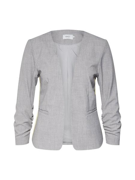 Jacken für Frauen - ONLY Blazer 'ROMA' grau  - Onlineshop ABOUT YOU