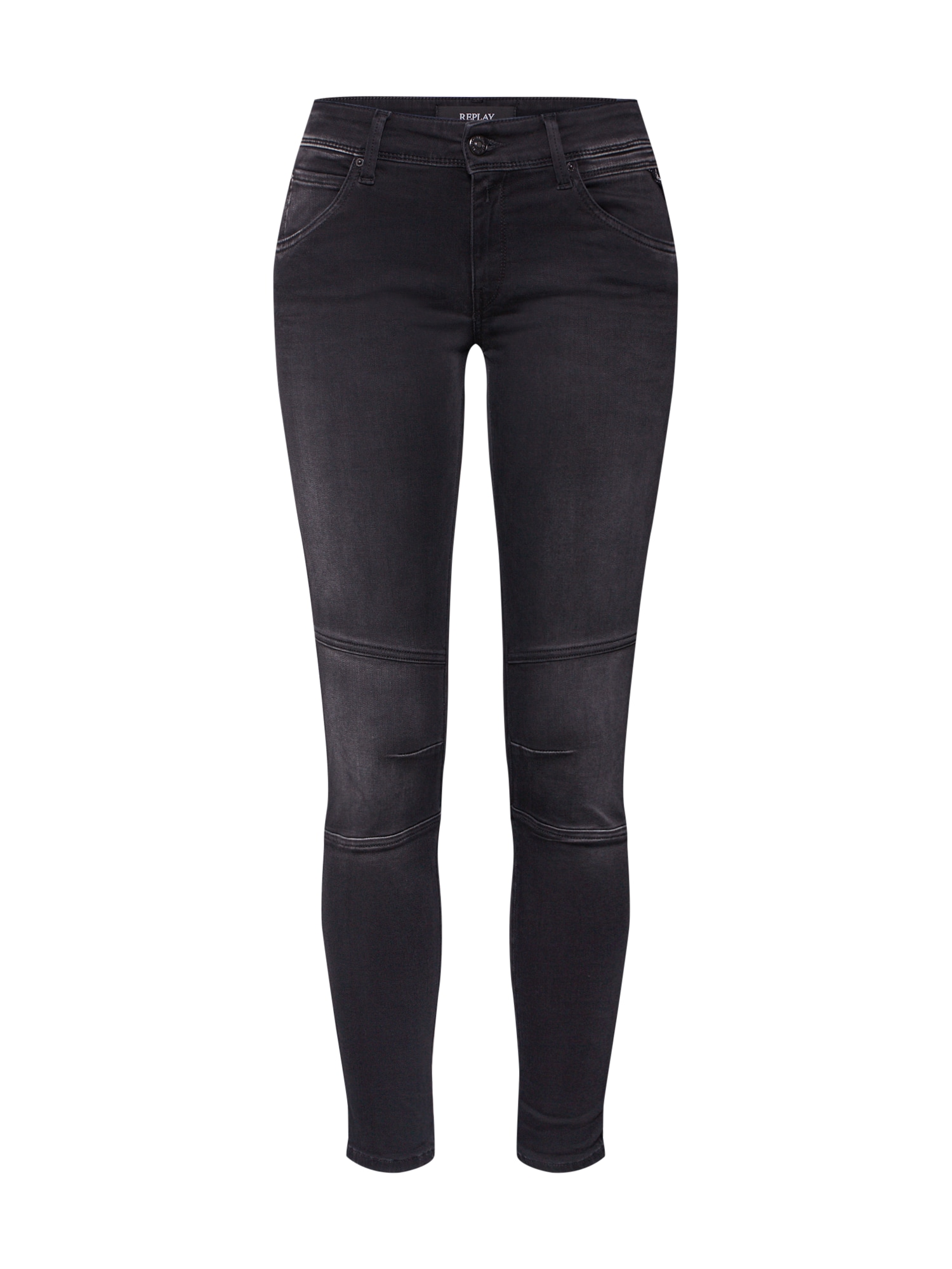 REPLAY Jeans 'KAYTE HYPERFLEX'  negru