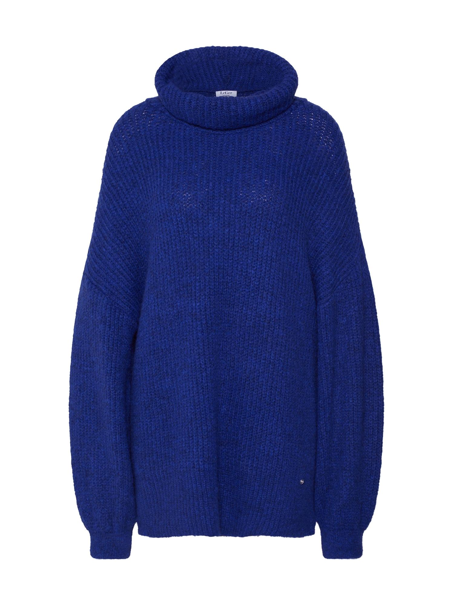 LeGer by Lena Gercke Laisvas megztinis 'Juna' tamsiai mėlyna