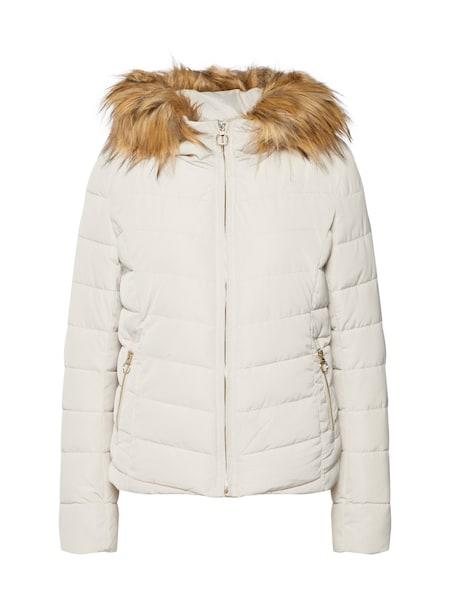 Jacken für Frauen - ONLY Jacke beige  - Onlineshop ABOUT YOU