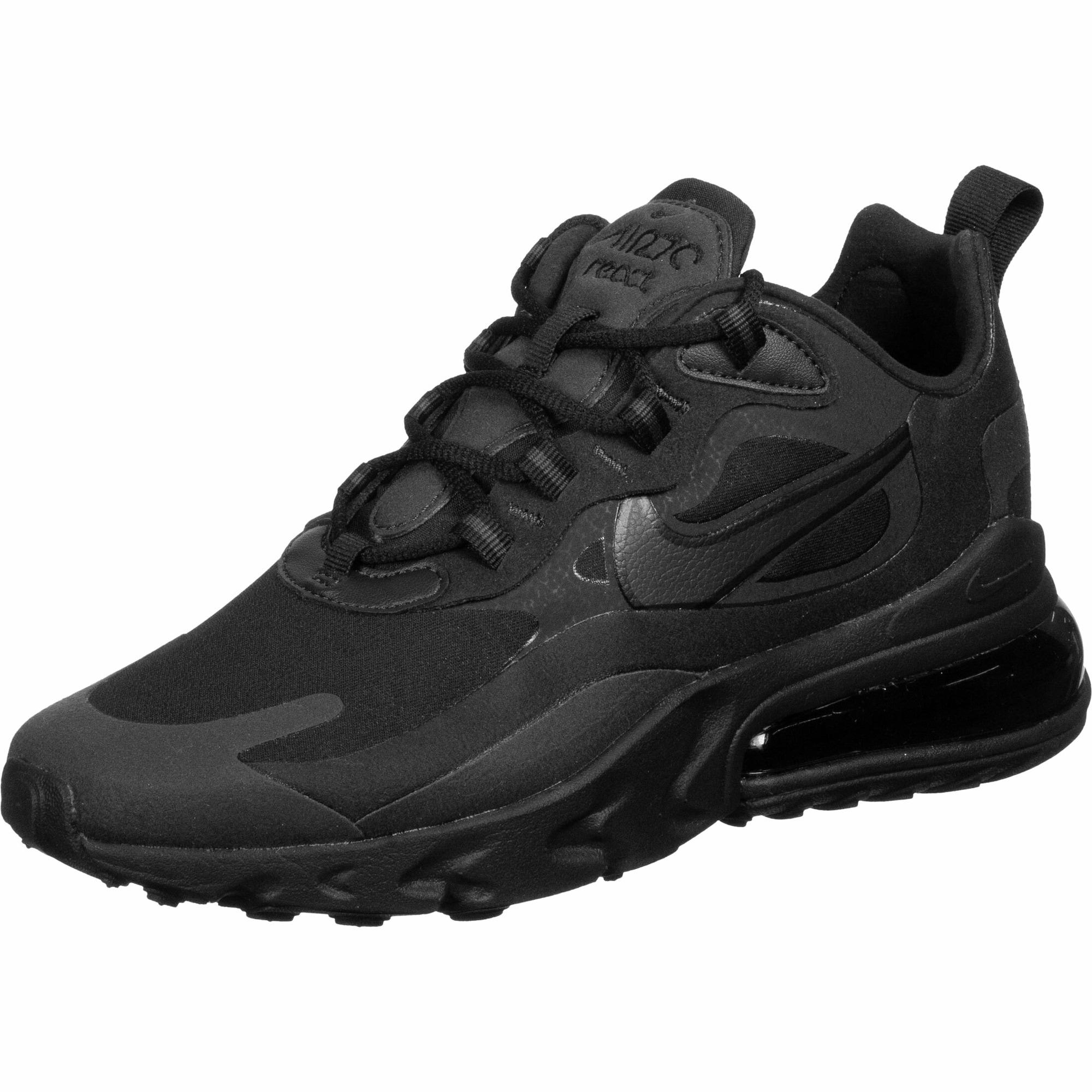 Nike Sportswear Sportbačiai be auliuko 'Air Max 270 React' juoda