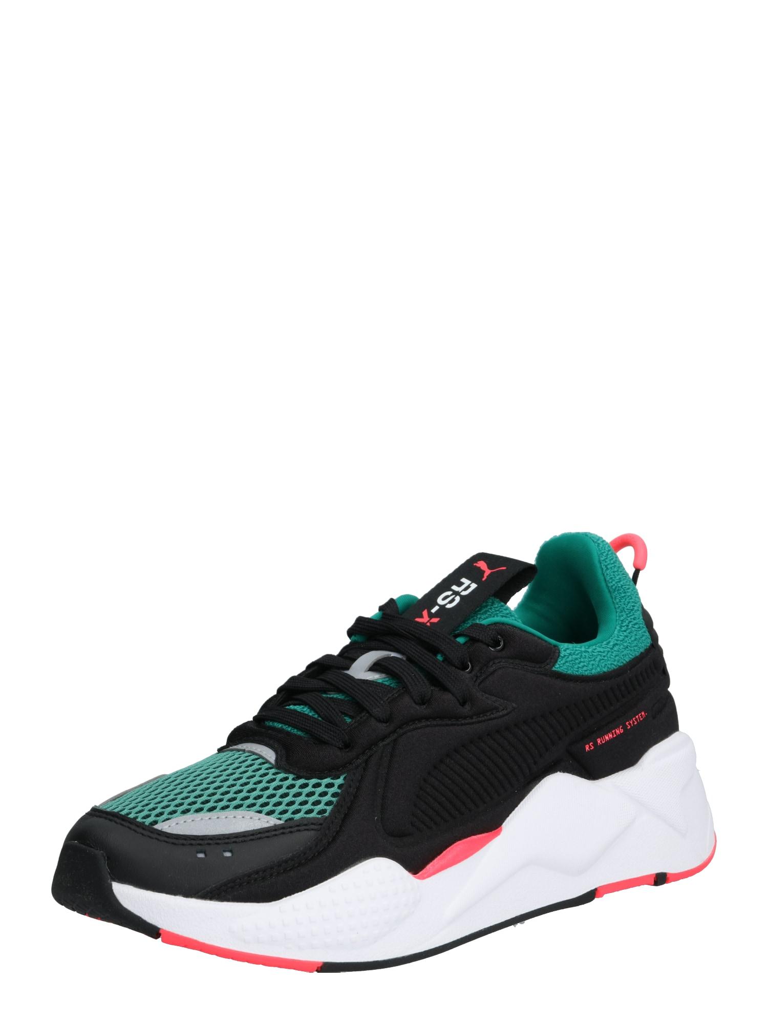 Herren Puma Sneaker 'RS-X Soft Case' grün,  schwarz | 04060979862715