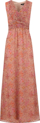 MORE & MORE Maxikleid mit Paisley-Muster