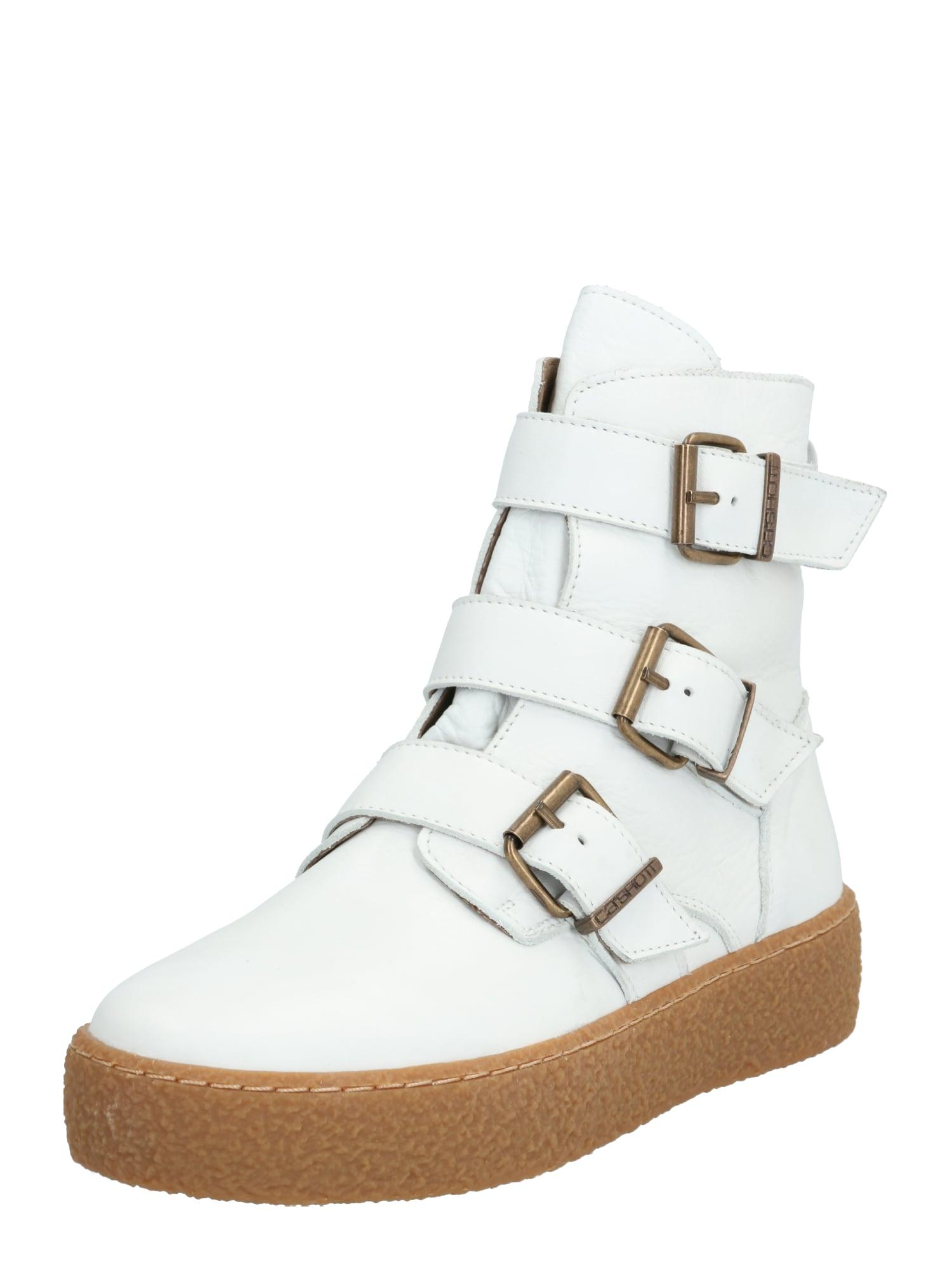 Ca Shott Auliniai batai juoda / balta