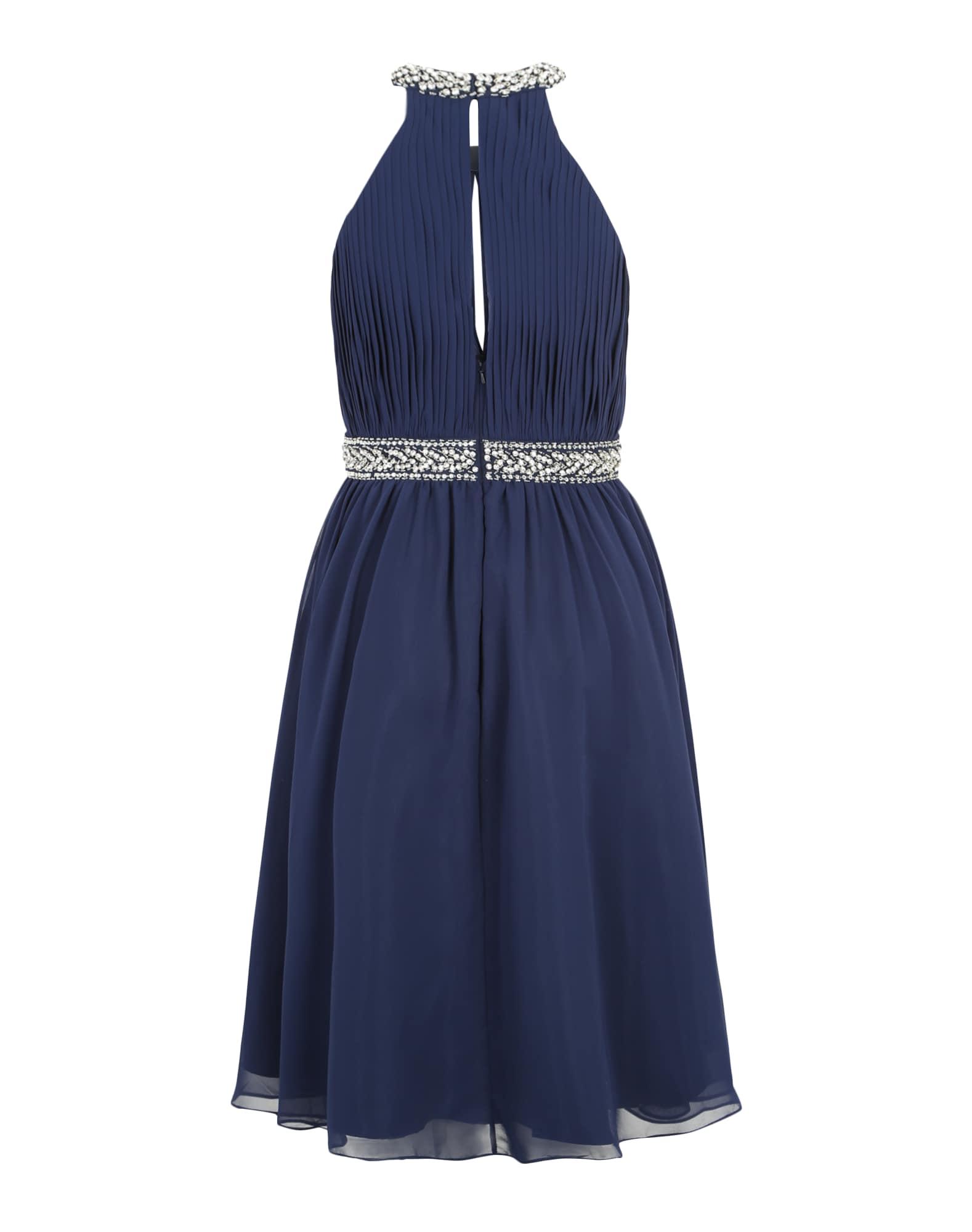 mascara Kokteilinė suknelė tamsiai mėlyna