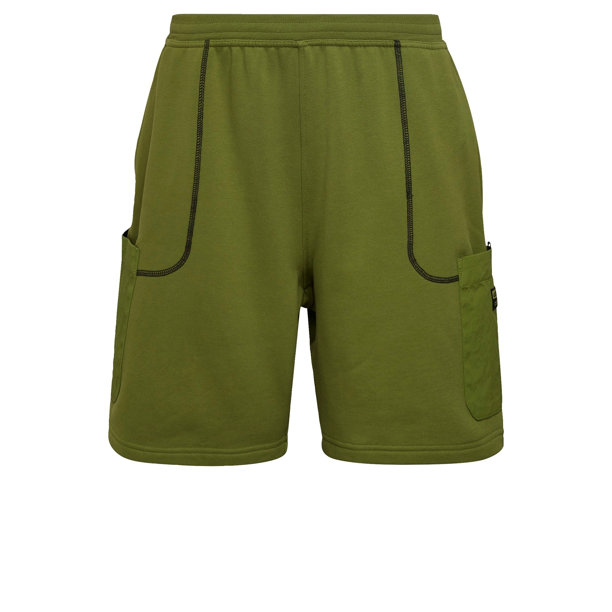 ADIDAS ORIGINALS Kelnės tamsiai žalia / žalia