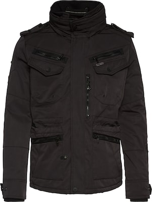 Khujo Winterjacke 'MAJOR'