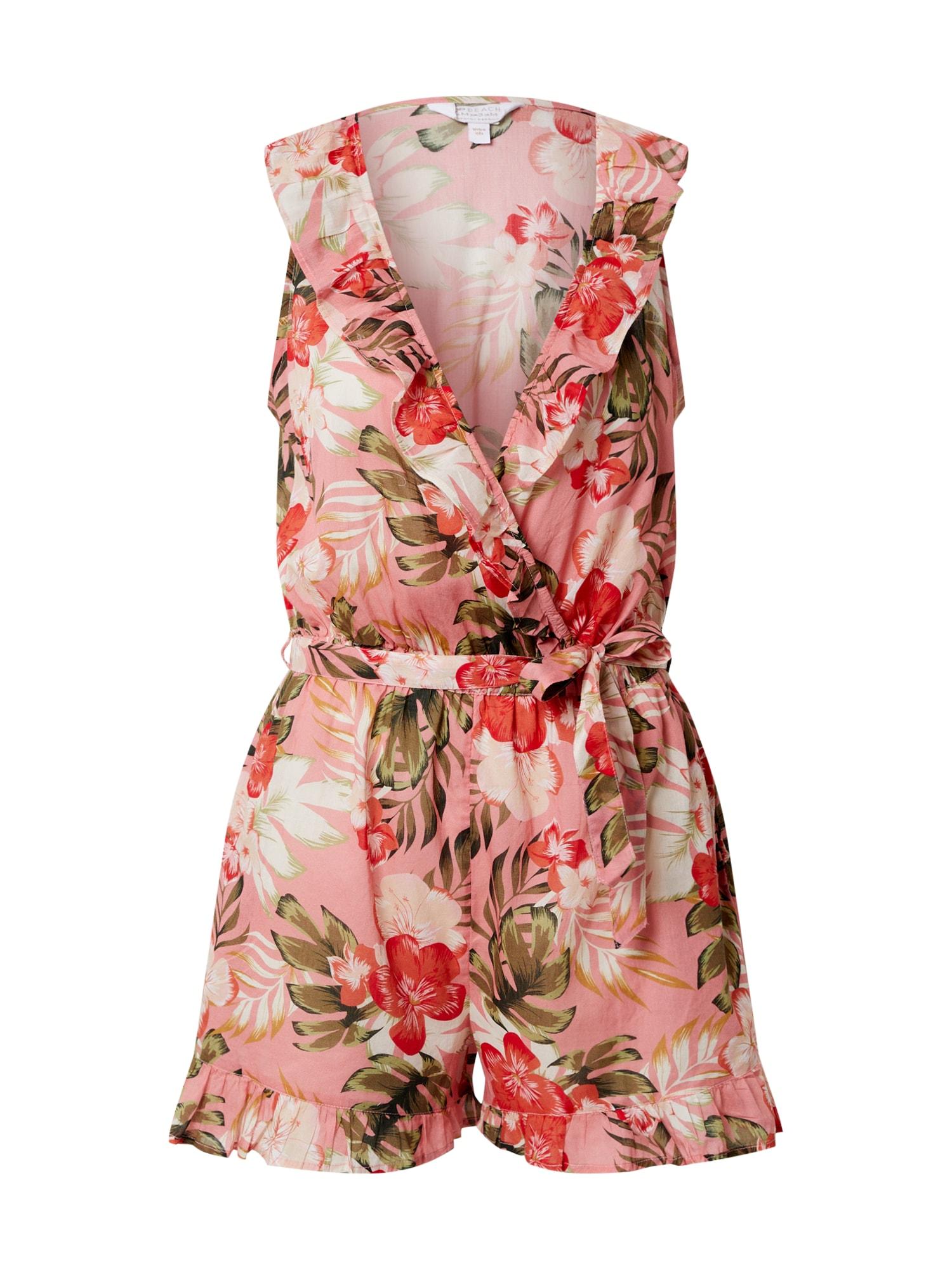 Dorothy Perkins Overal  pink / zelená