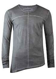 trueprodigy Herren Shirt Alpha grau | 04057124021165