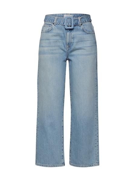 Hosen - Jeans 'Kaela' › moss copenhagen › blau  - Onlineshop ABOUT YOU