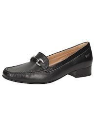 Sioux Damen Slipper Aitora-181 schwarz | 04054765406016