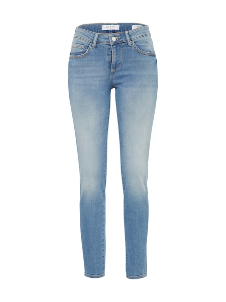 Hosen für Frauen - GUESS Jeans 'ANNETTE' blue denim  - Onlineshop ABOUT YOU