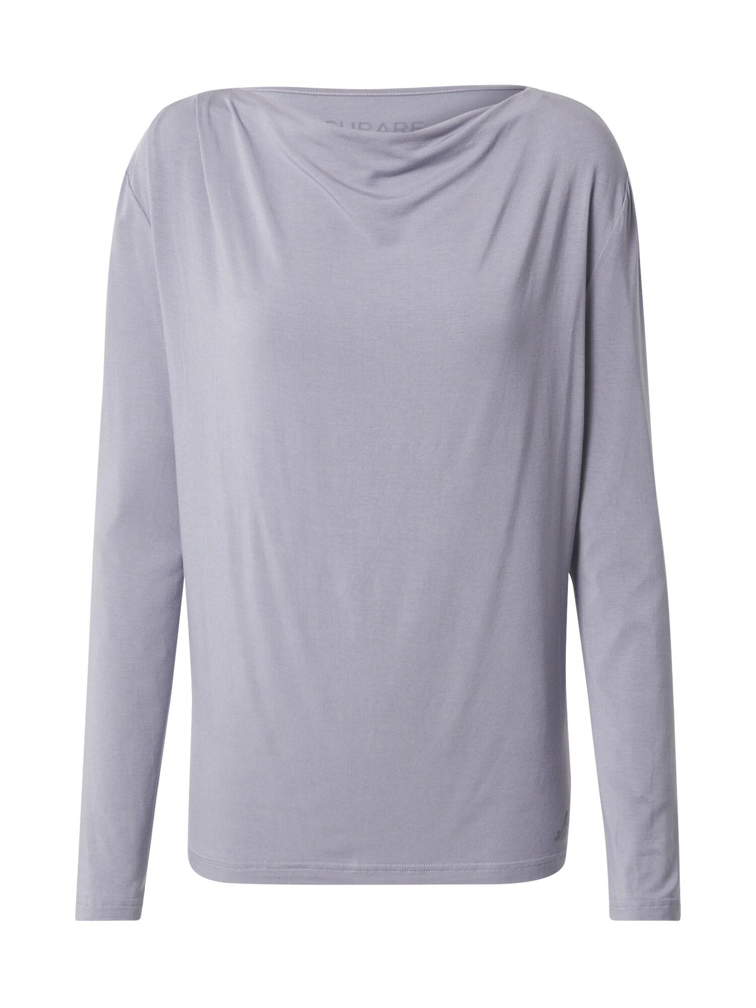 CURARE Yogawear Sportiniai marškinėliai smėlio