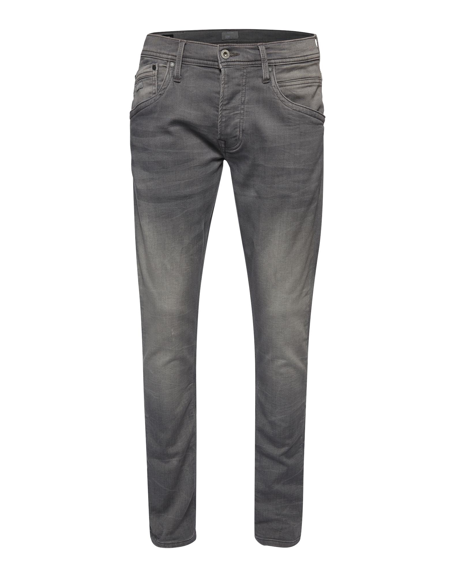 Pepe Jeans Džinsai 'Track' pilko džinso