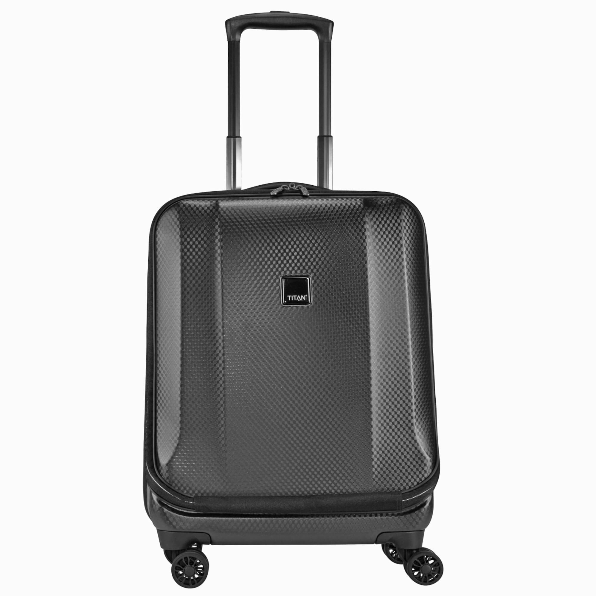 4-Rollen Business Trolley 'Xenon Deluxe' | Taschen > Businesstaschen | Titan