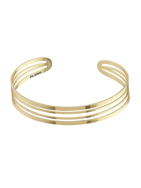 Armbaender für Frauen - Pilgrim Armband 'Frigg' gold  - Onlineshop ABOUT YOU